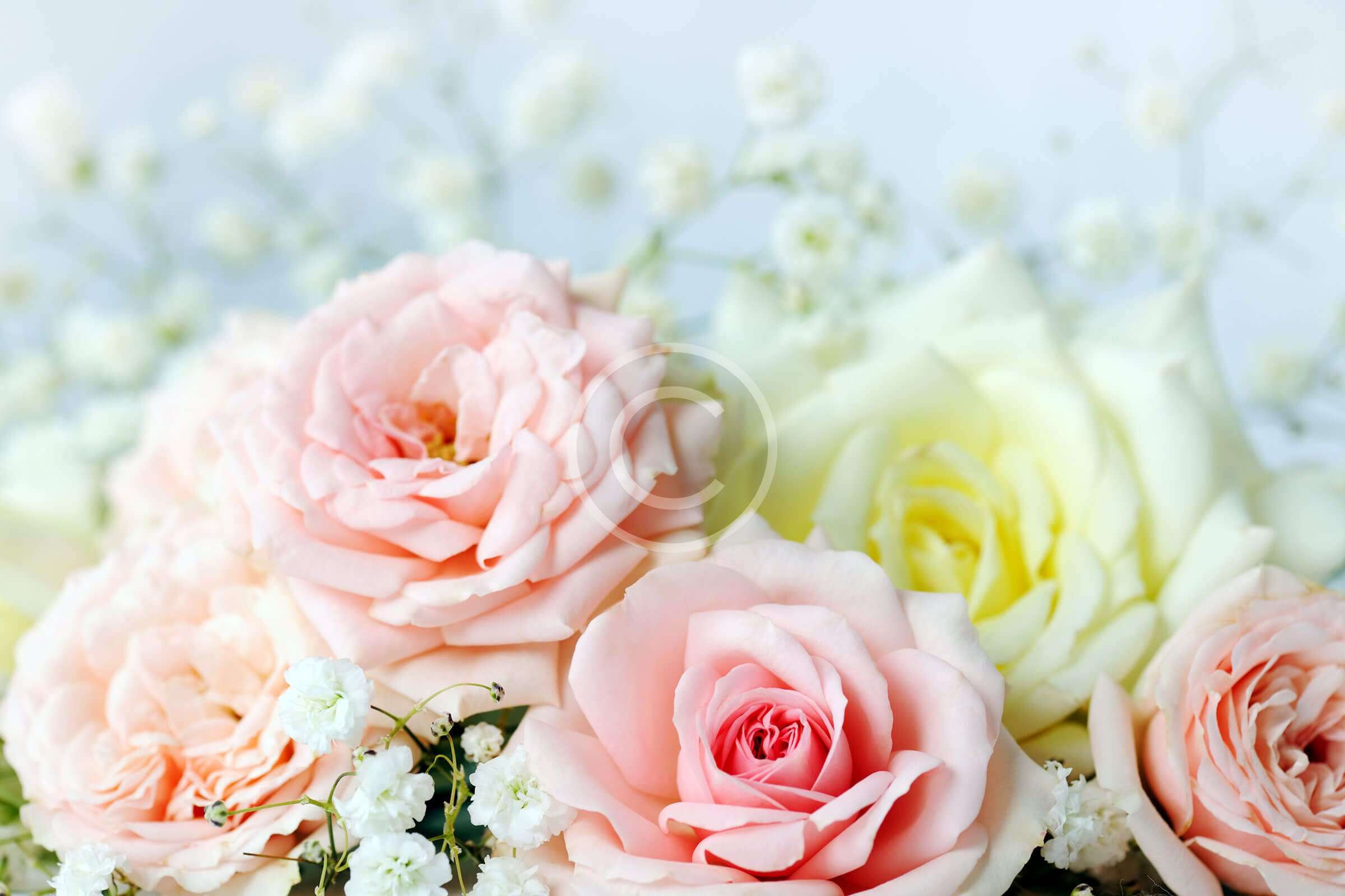 June Summer Wedding Bouquet Ideas